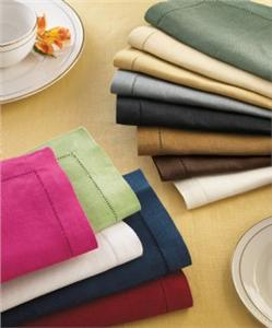 $58.00 brick hemstitch placemat Set/4